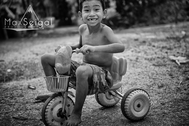 This kids smile brightened up my entire week....