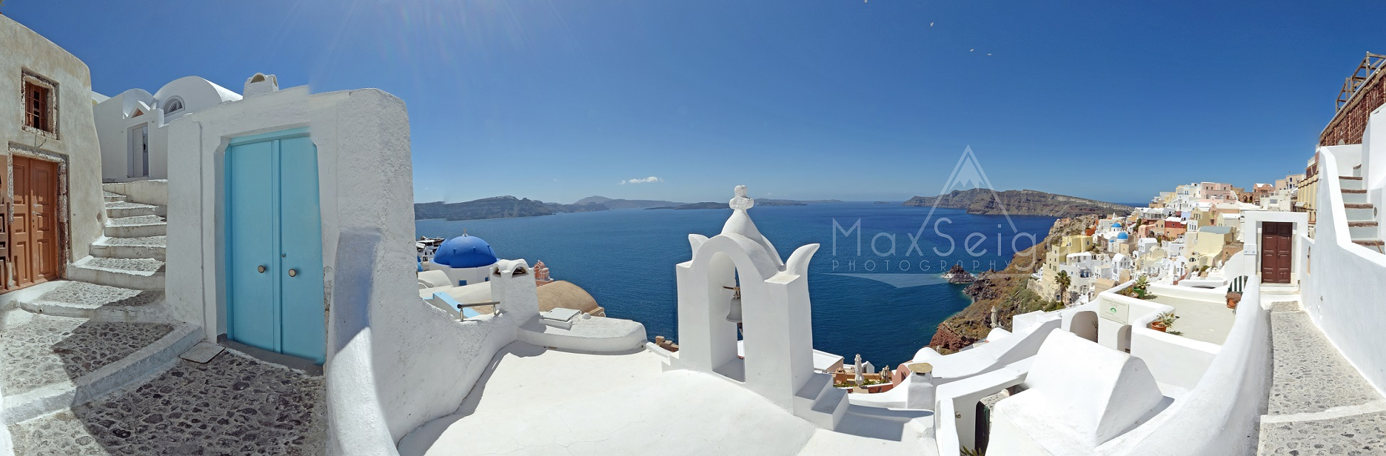 The amazing island of Santorini