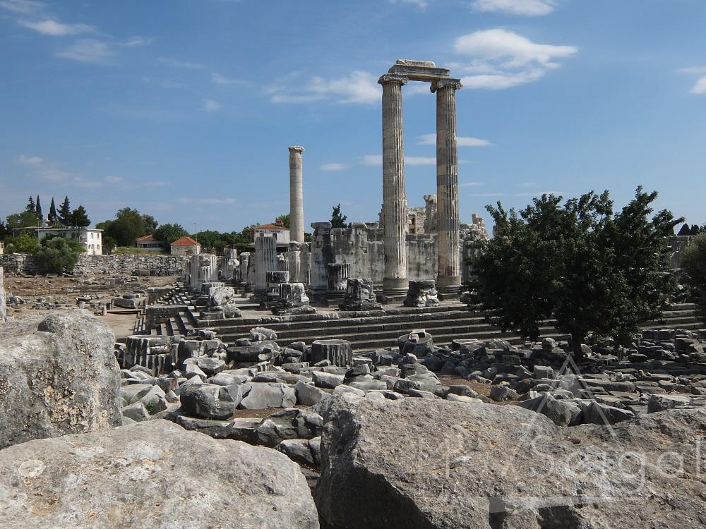 Some ruins in Turkey