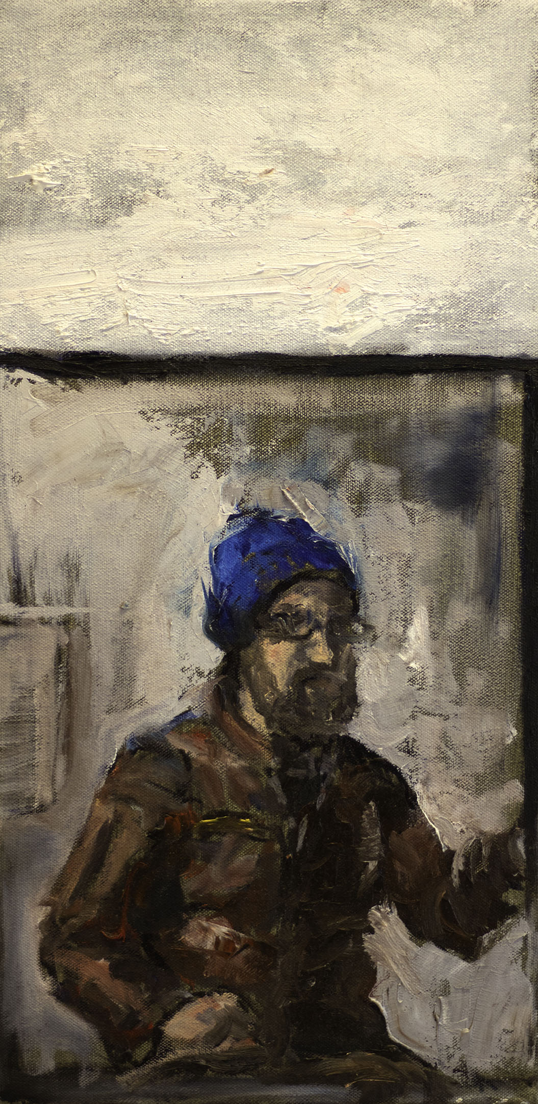 Blue Hat John