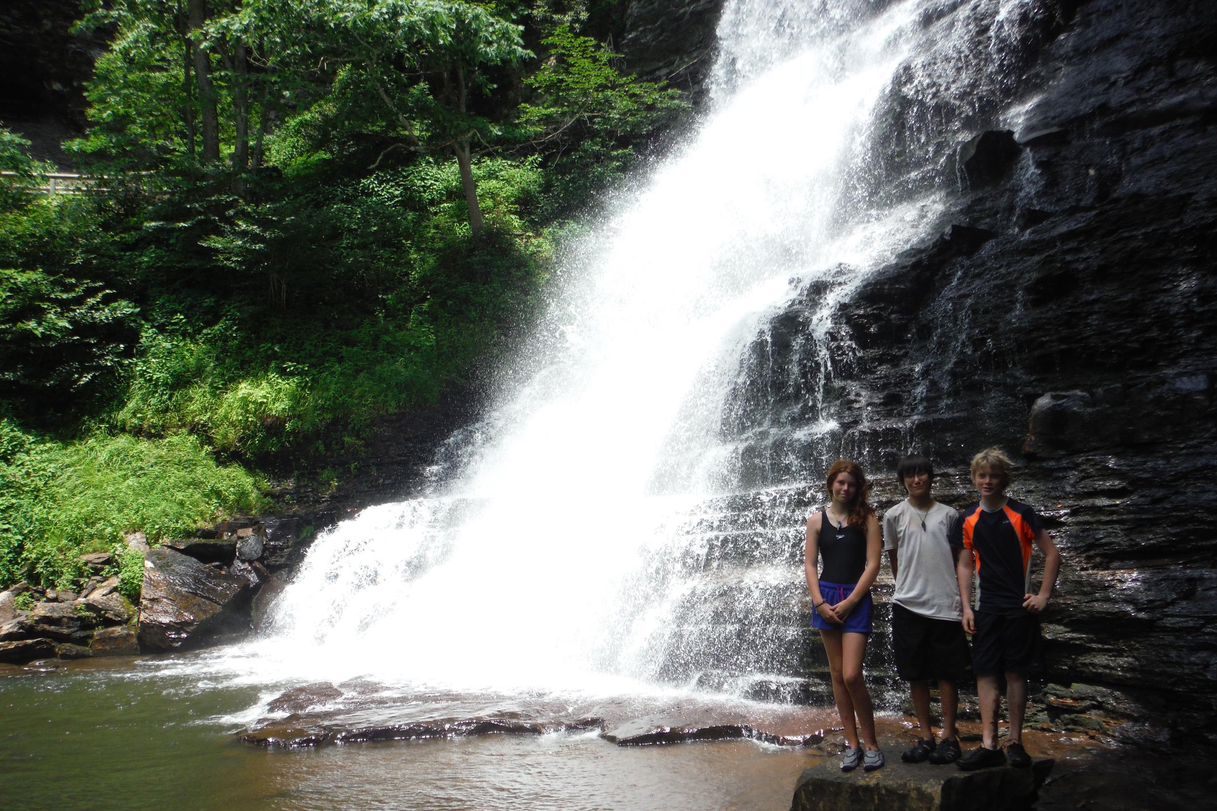 waterfall group.JPG