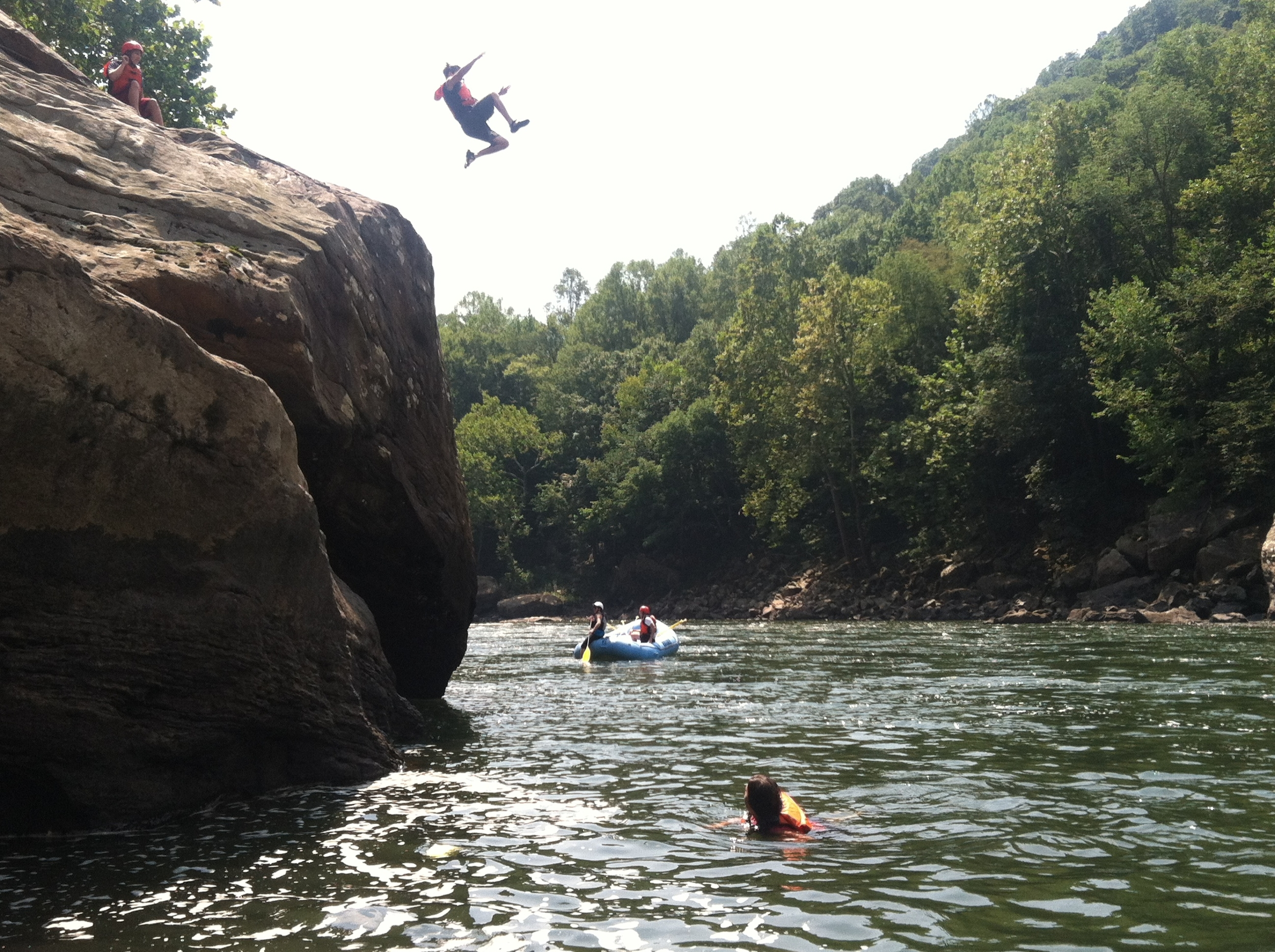 Sweet Cliff Jumping Pic.JPG