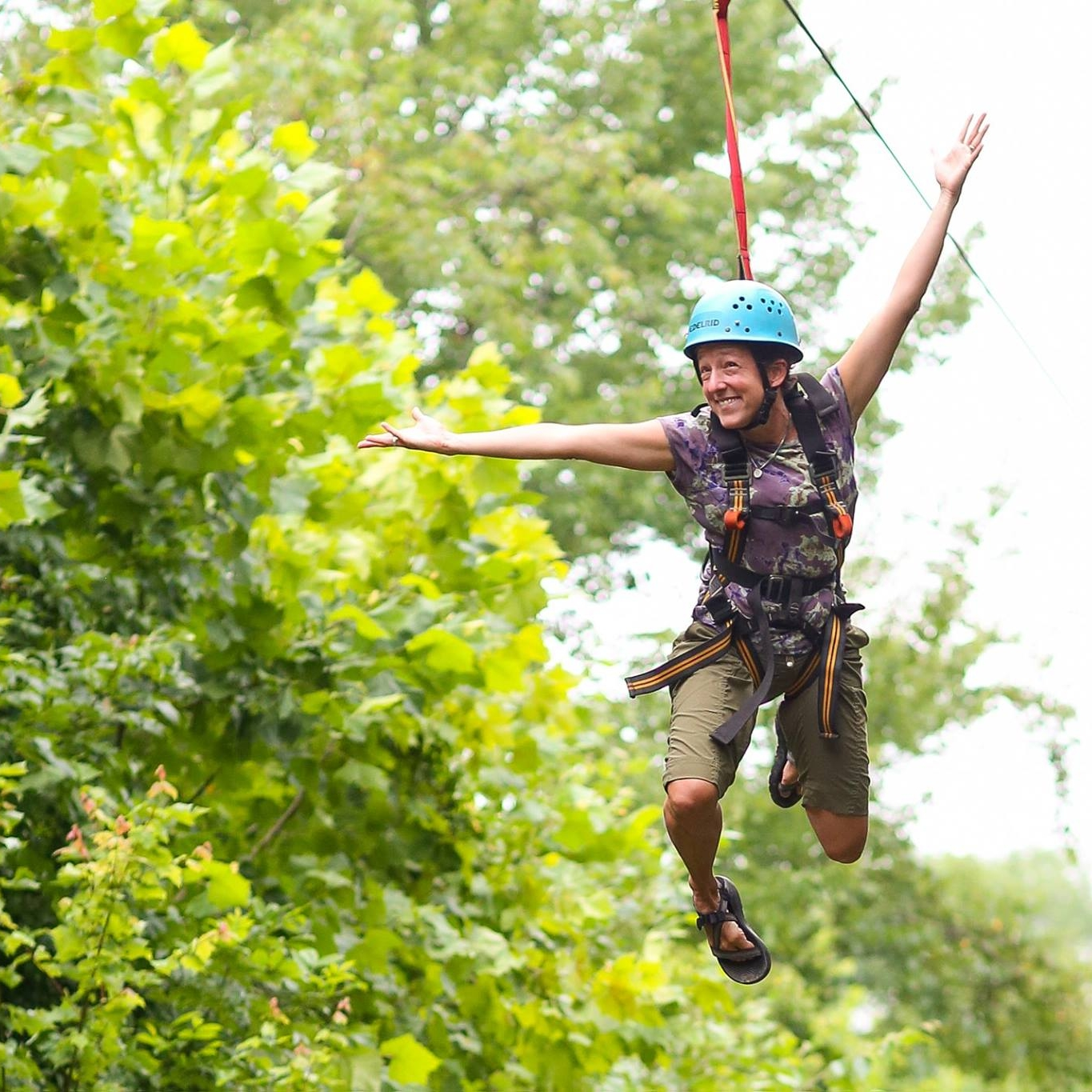 Activities - Teambuilding and Challenge Course Activities like Large Group Initiatives and Low Ropes.Adventure Activities like Climbing, Mountain Biking, Kayaking, and Caving.Activities just for Fun & Relaxation like Tubing and Hiking.