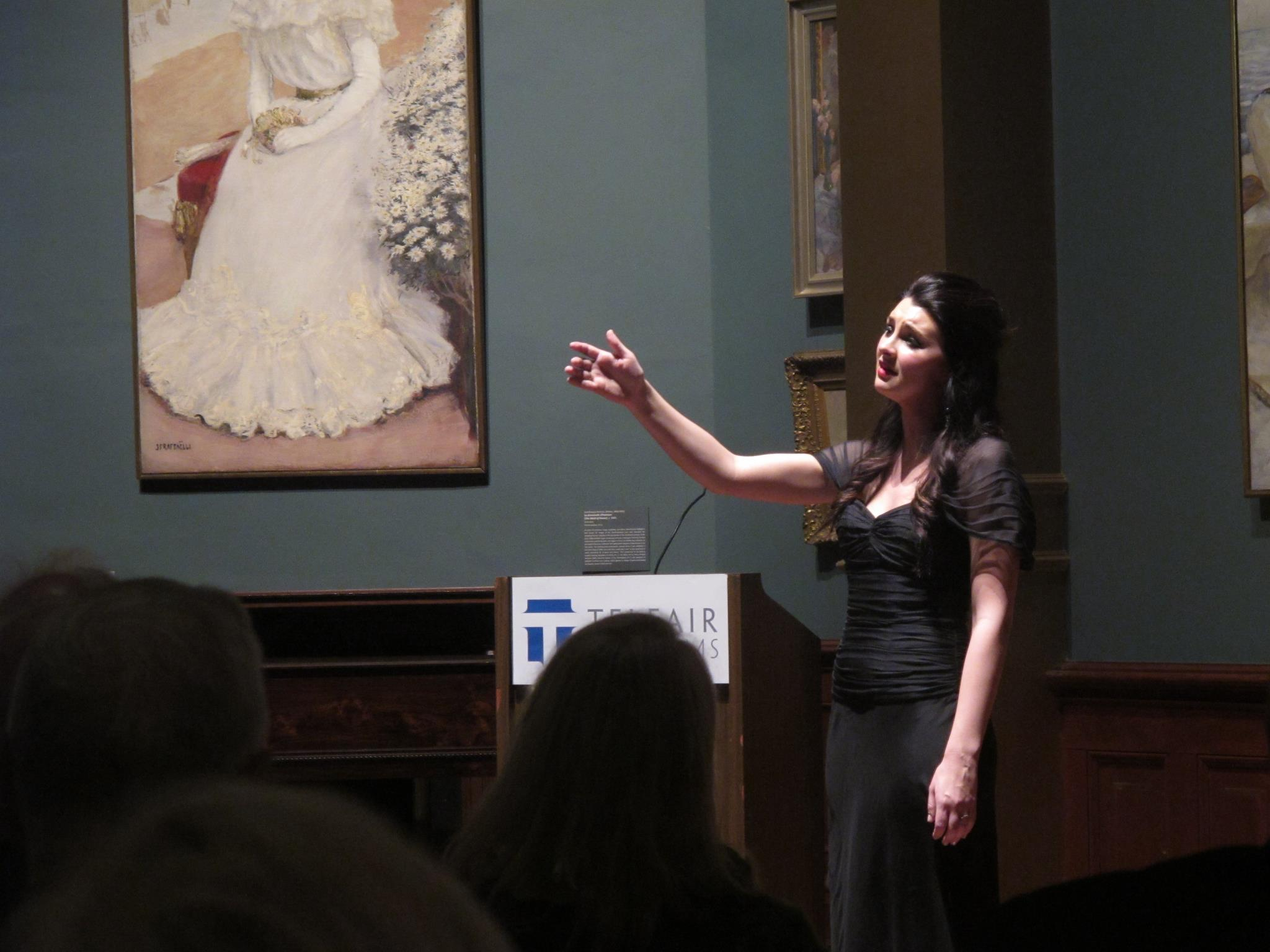 Savannah Voice Festival, Telfair Museums; Mills Fleming