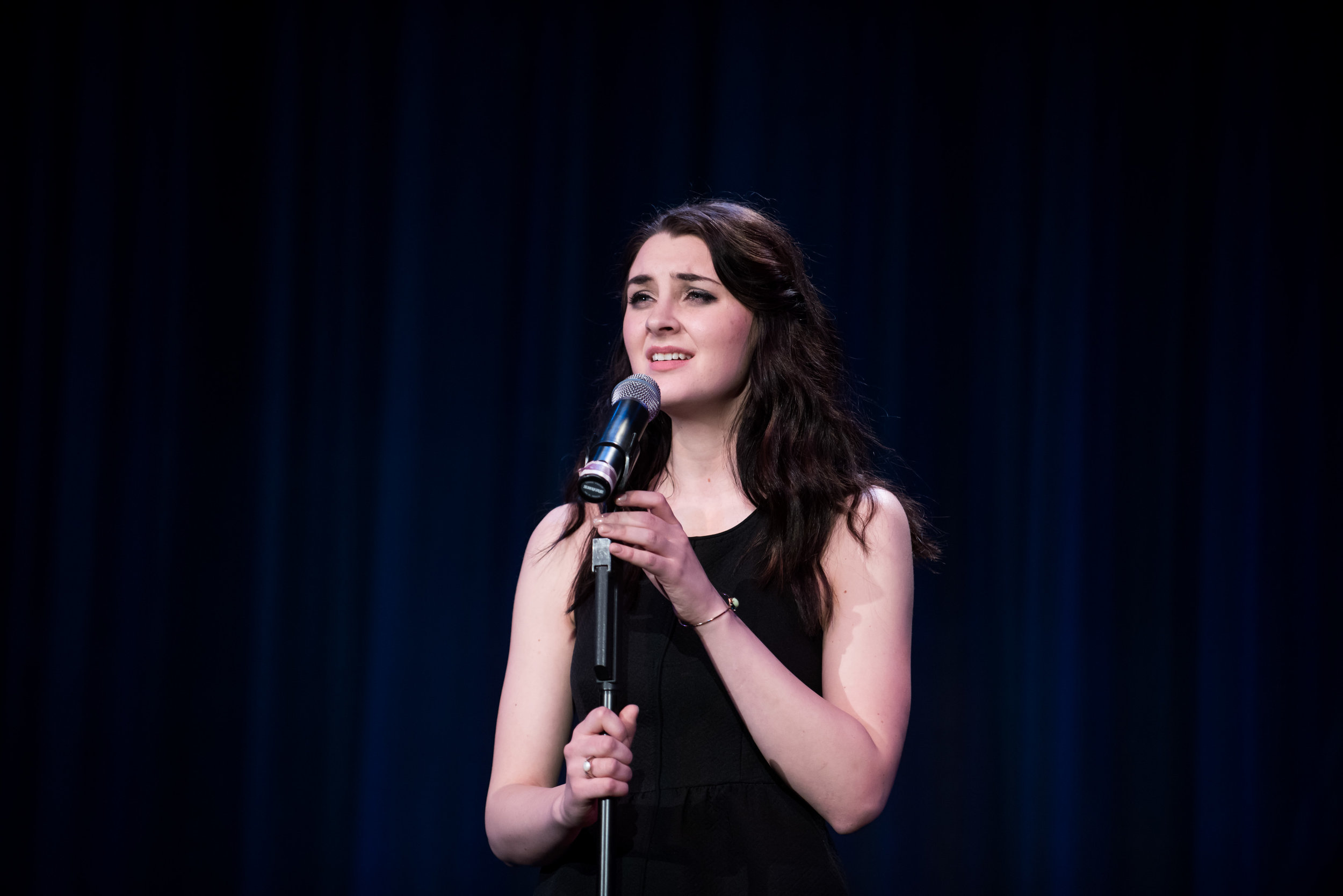 American Traditions Vocal Competition . Photo by John Carrington.