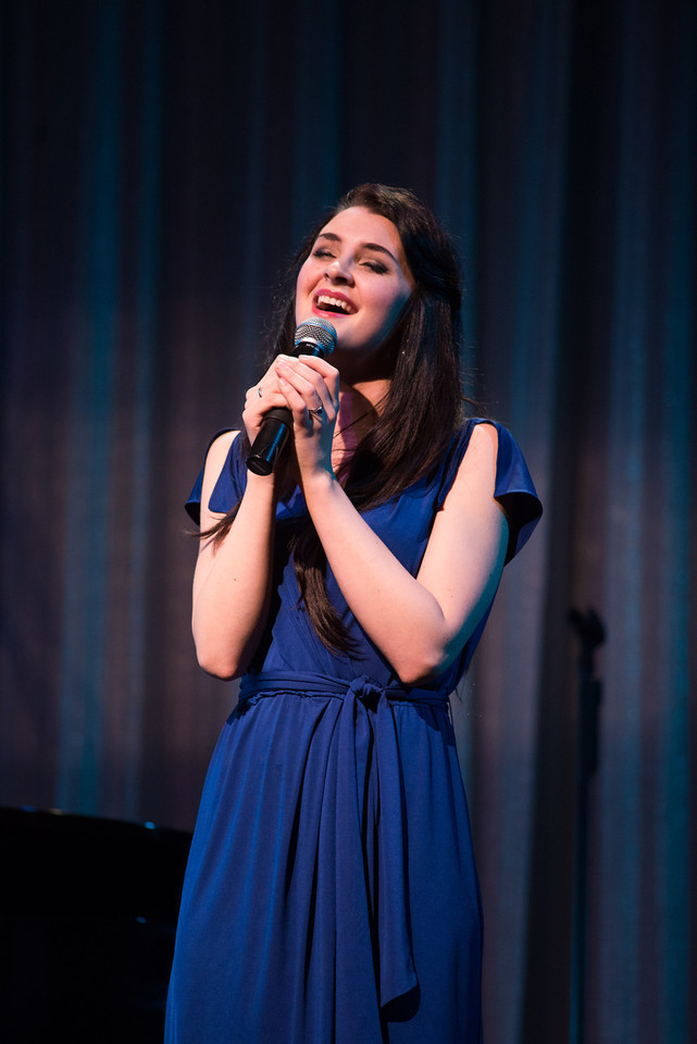 American Traditions Vocal Competition. Photo by John Carrington.