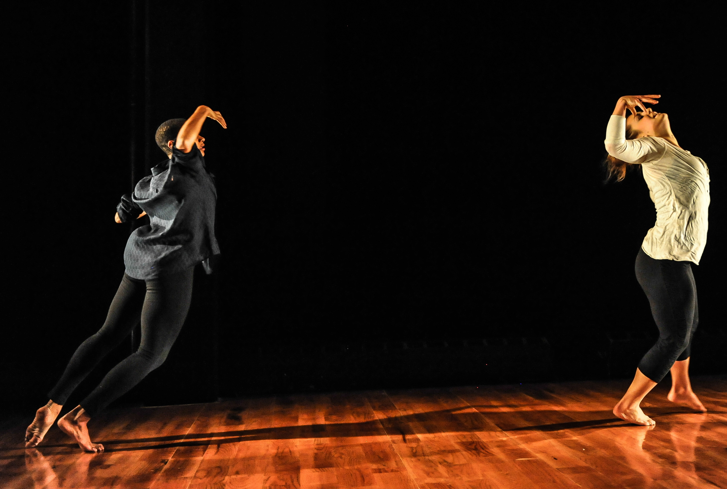 """Alyah Baker & Fredrika Keefer in """"Forgiveness Project: Part One,"""" ABD Productions,Photo byAnton Martynov"""