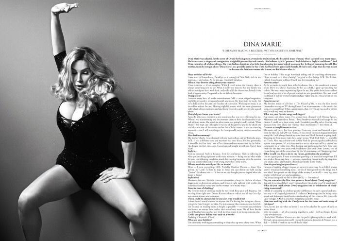 Dina Marie
