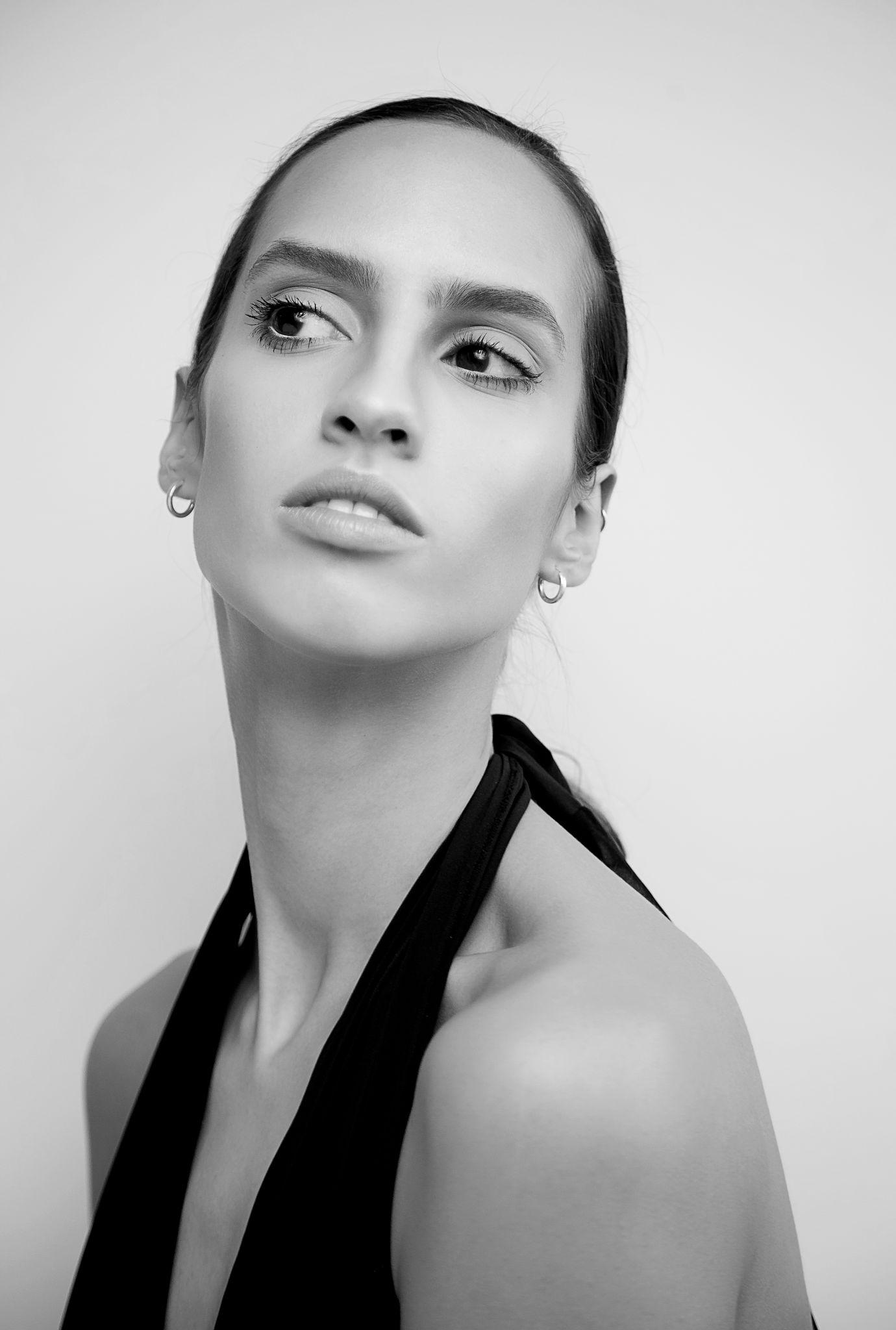 Beauty shot of Stephanie Rogue