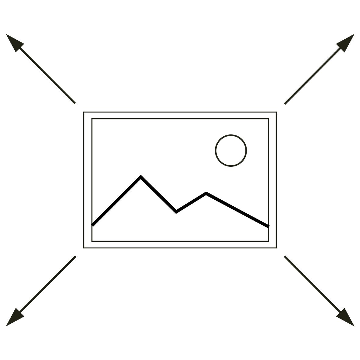 2)KIES HET FORMAAT - Met een foto van 50x70cm of 70x100cm vindt u voor elke vrije plek een gepaste oplossing.