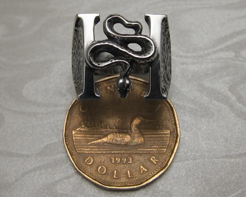 Headstones Ring - Medium 19.5mm