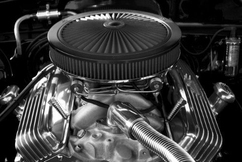 A Carburettor Style Filter