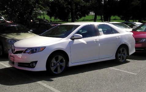 2012 Toyota Camry Problems