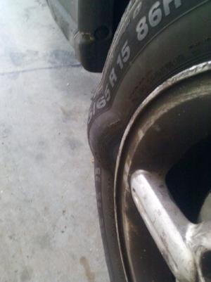 Tire Bubble