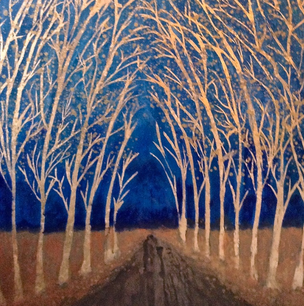 Title: Down the Road