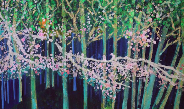 Title: Spring Blooms