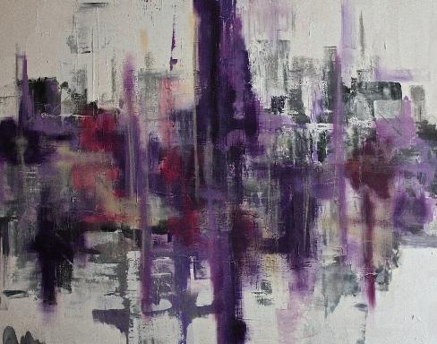 Titled: Purple Love