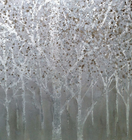 Title: Silver Trees