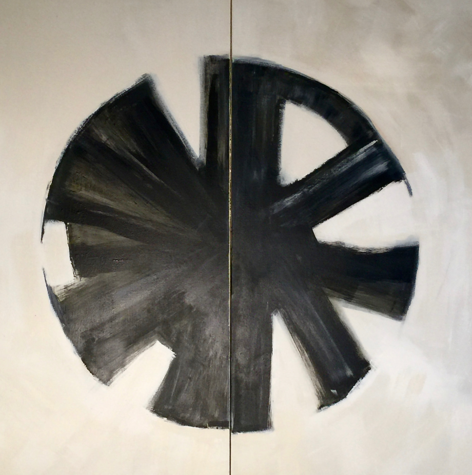Title: Intersecting Circle