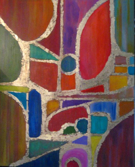 Title: Stain Glass