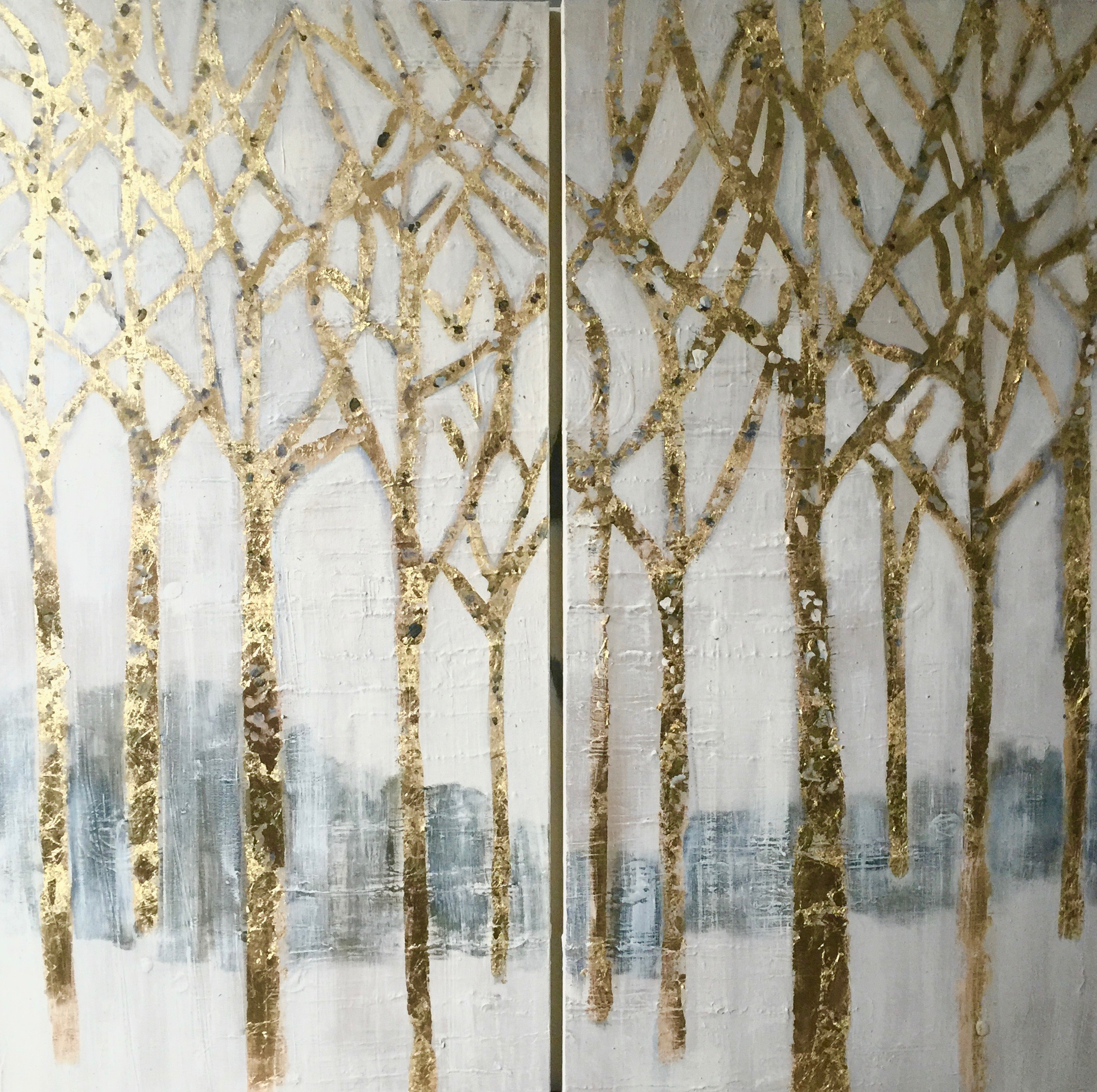 Title: Enchanted Trees