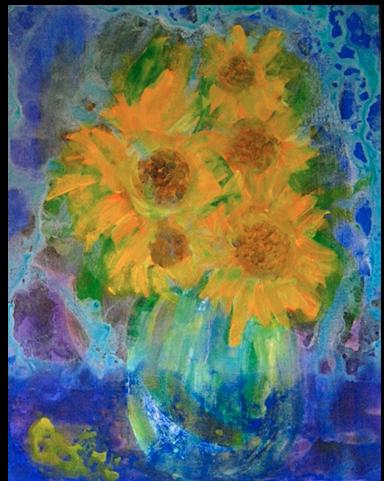 Title: Sun Flowers