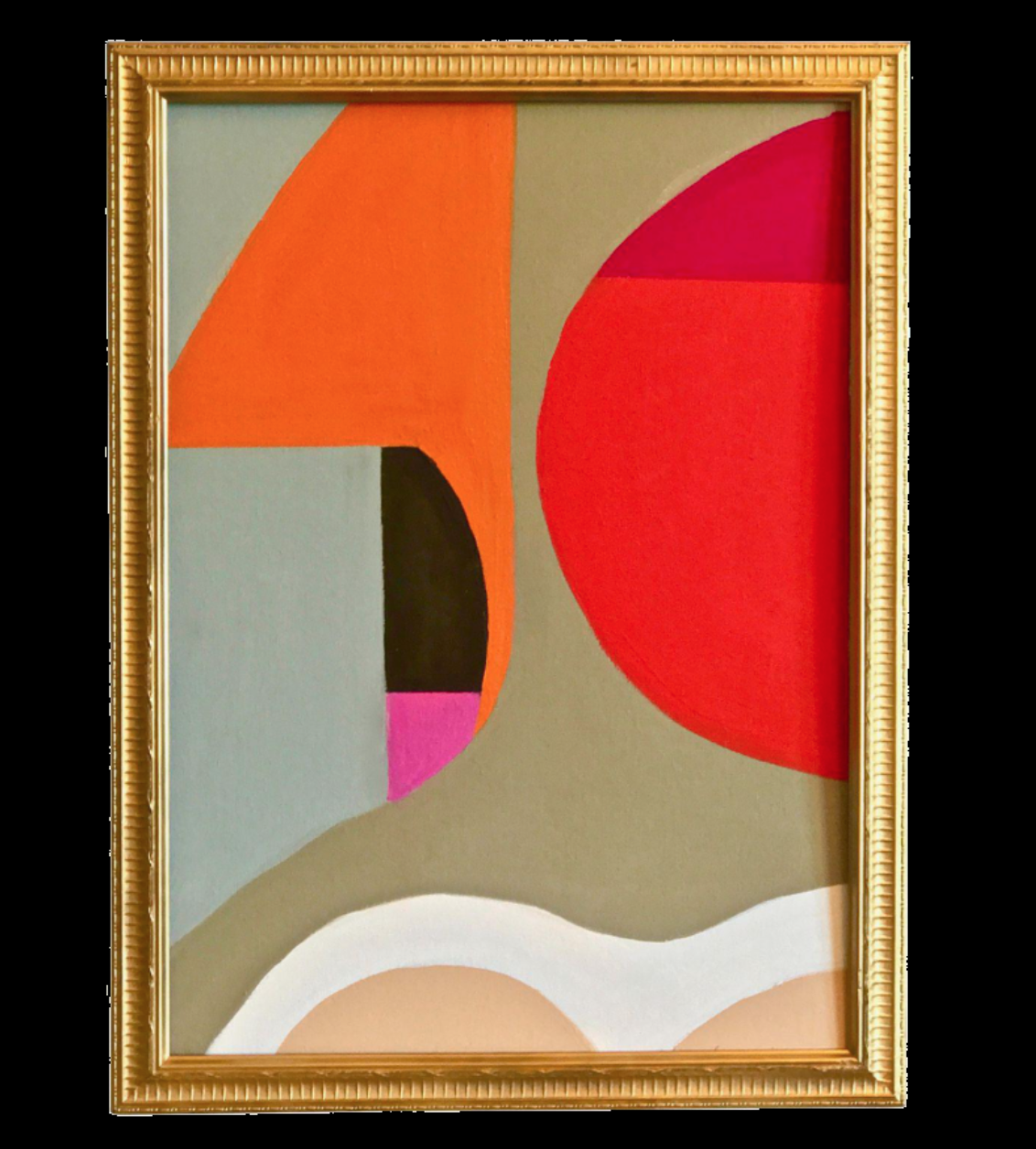 Title: Mixing shapes