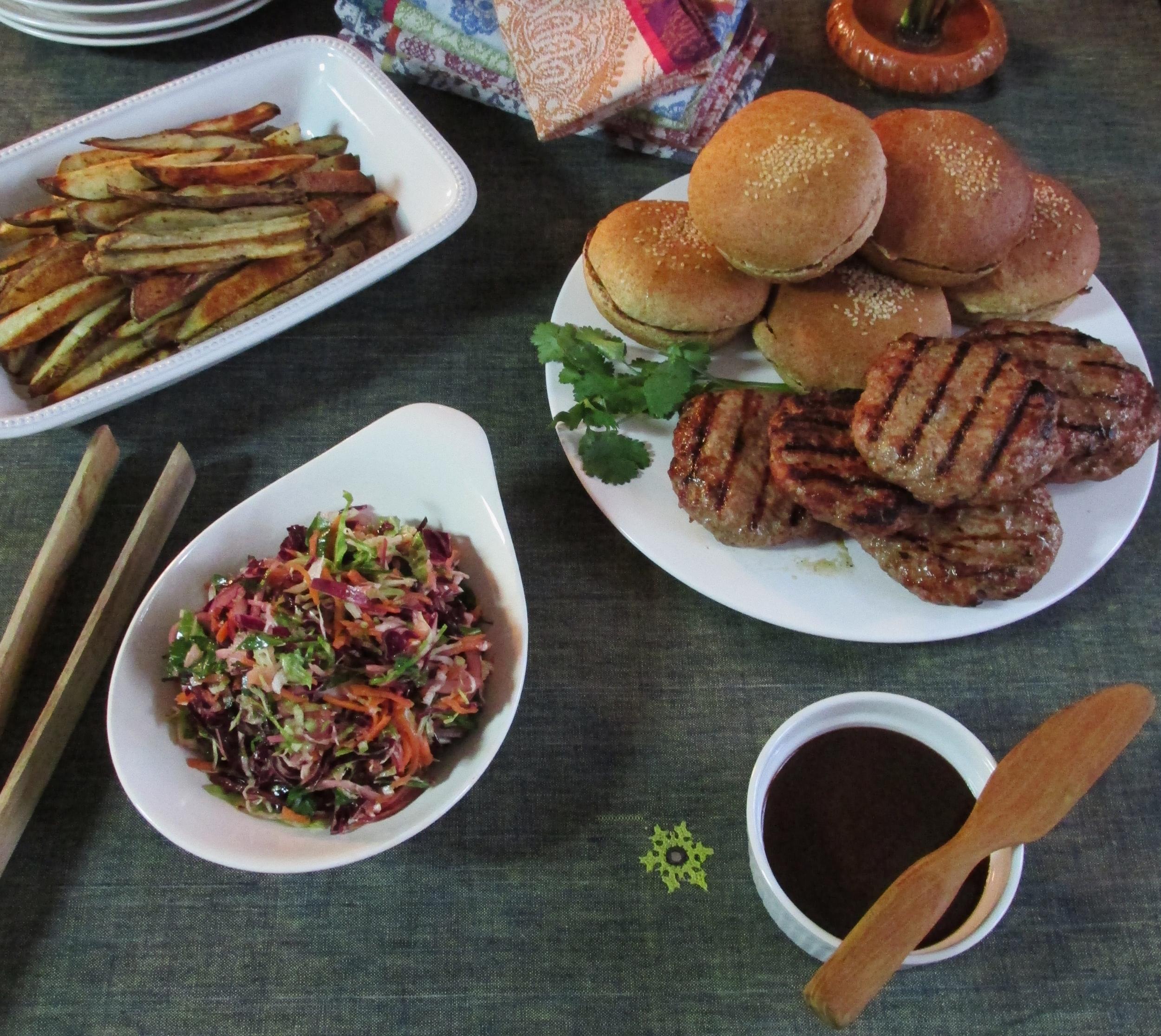 tortilla soup and pork burgers 036.JPG