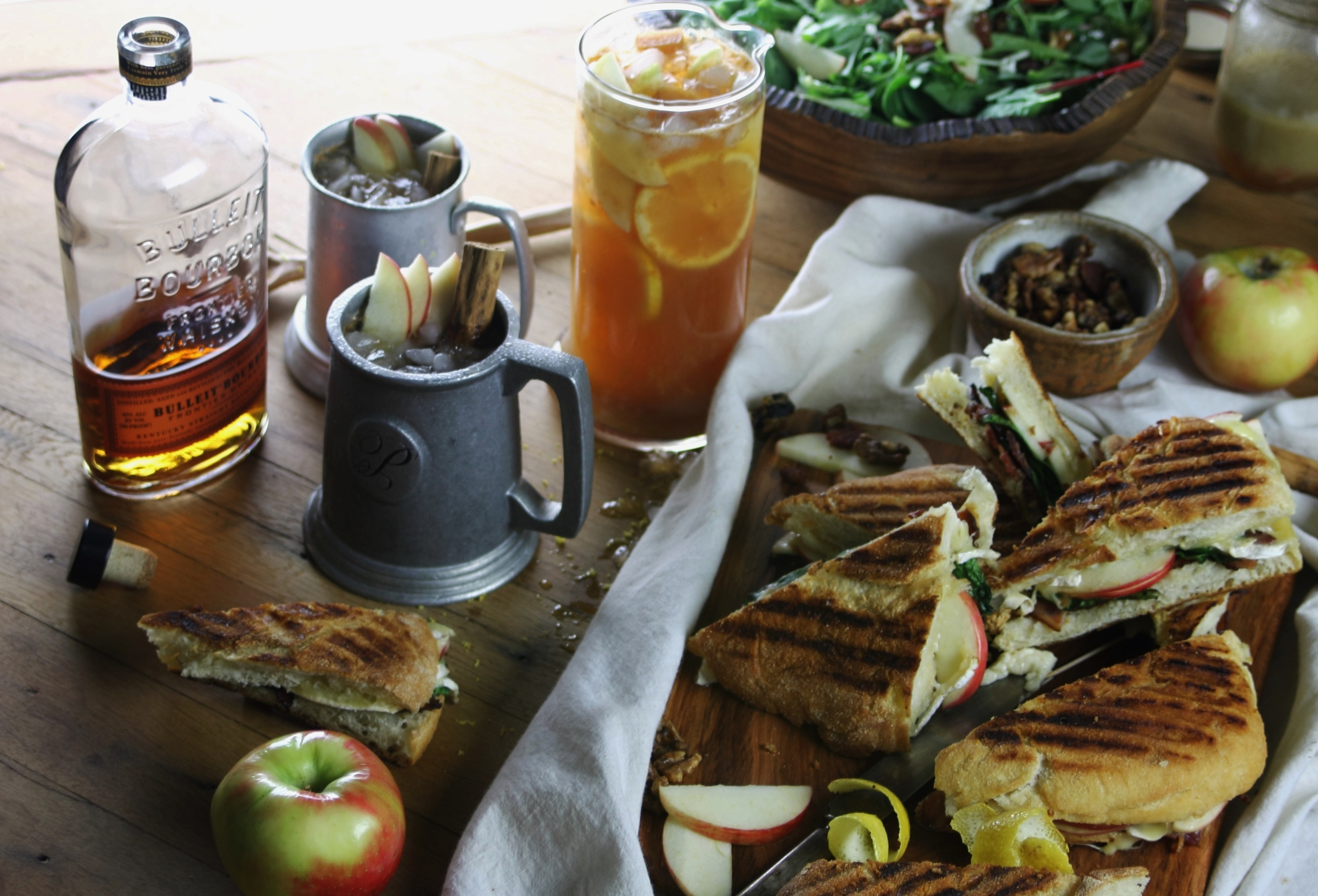 A Bourbon Dinner: My Diary of Us