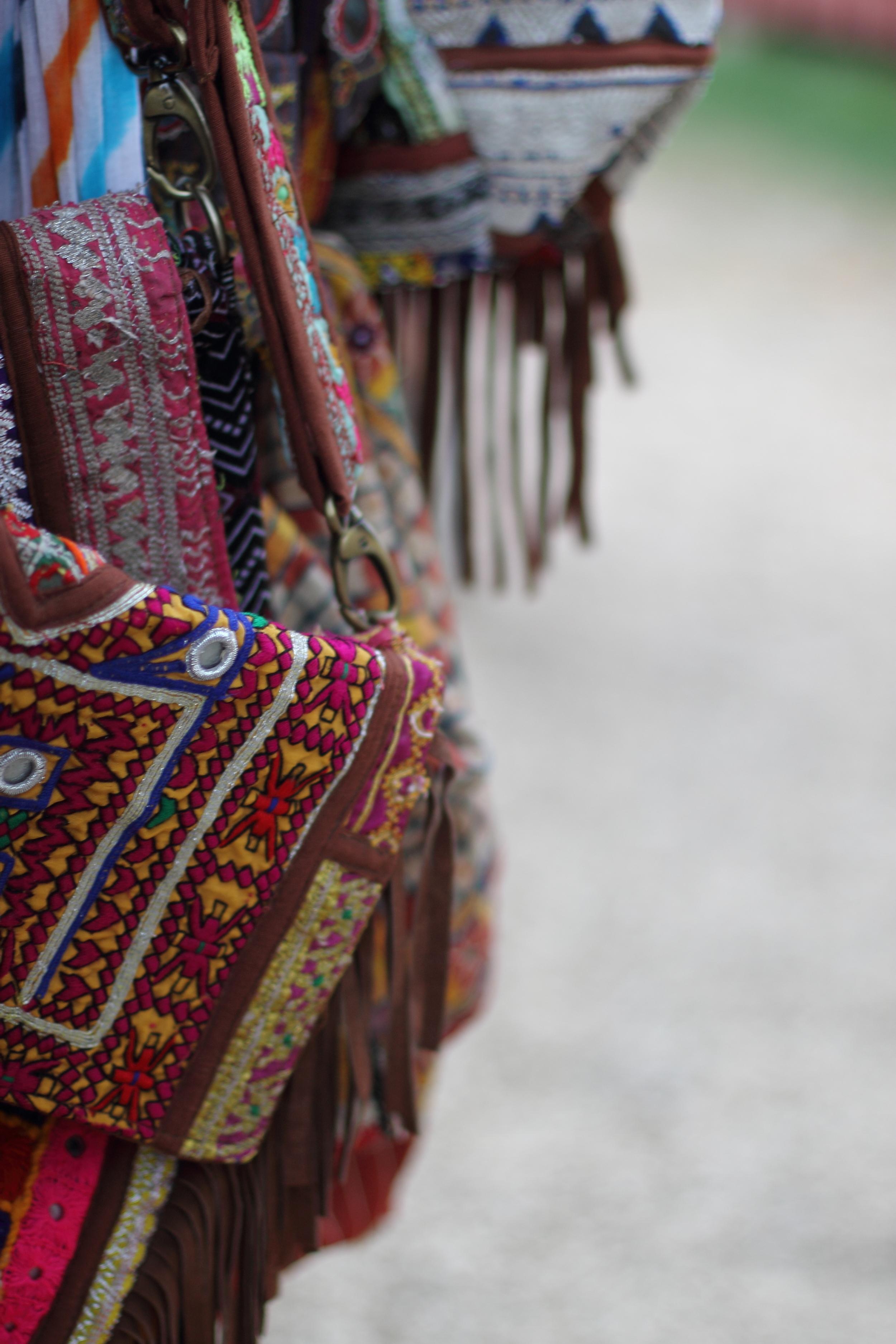 Sundar Fringe Bags: My Diary of Us