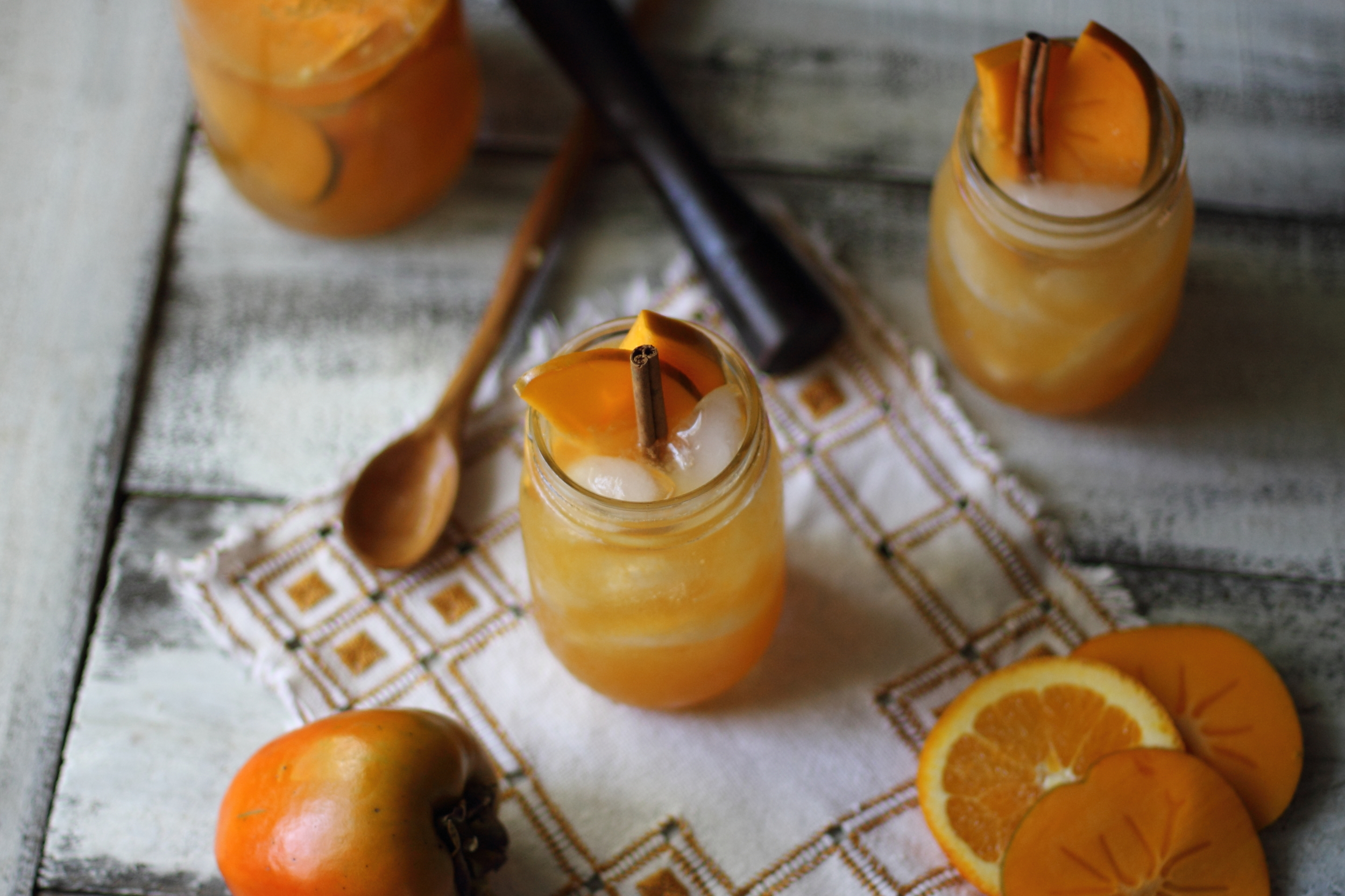 Persimmon Spice Punch: My Diary of Us