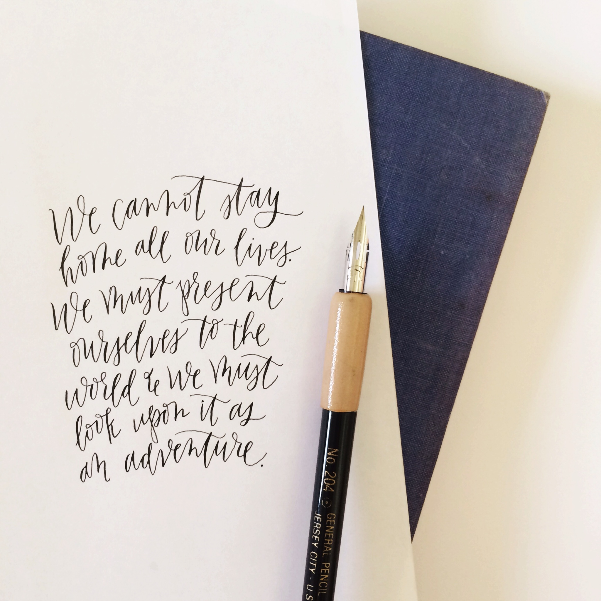 Photo and Lettering by Holly Everett: My Diary of Us