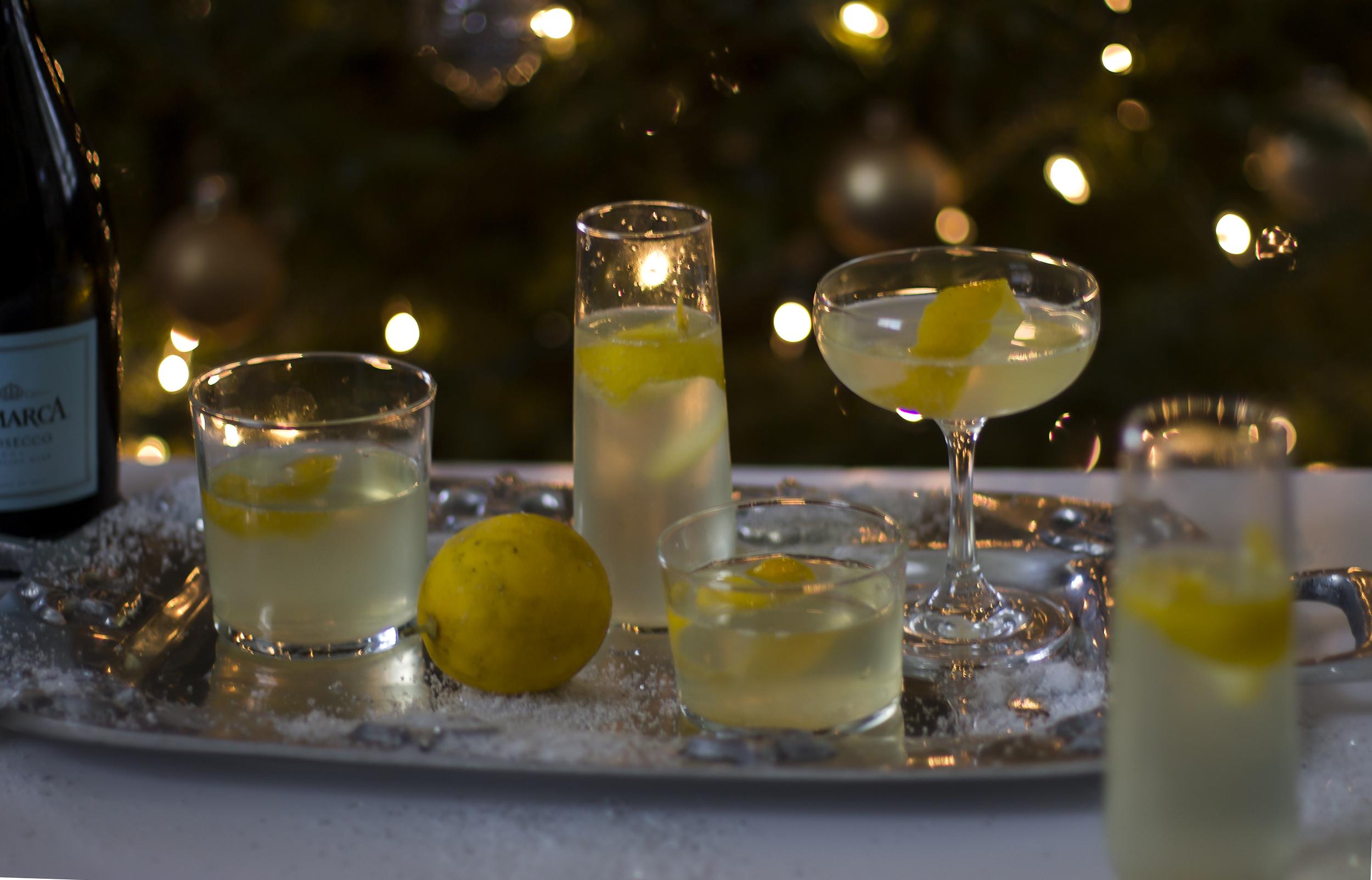 Lemon Ginger Twist: My Diary of Us