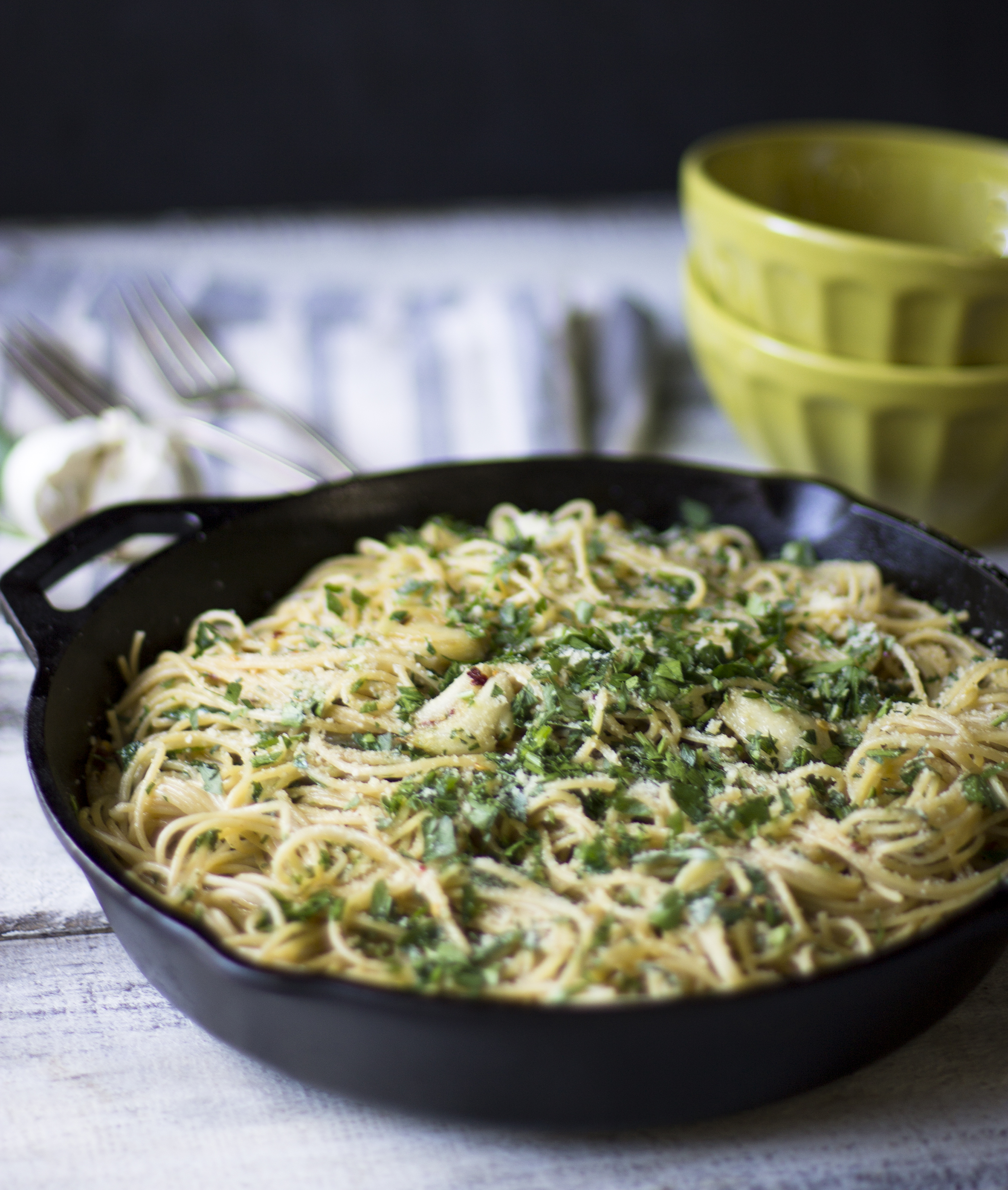Fifteen MInute Pasta: My Diary of Us
