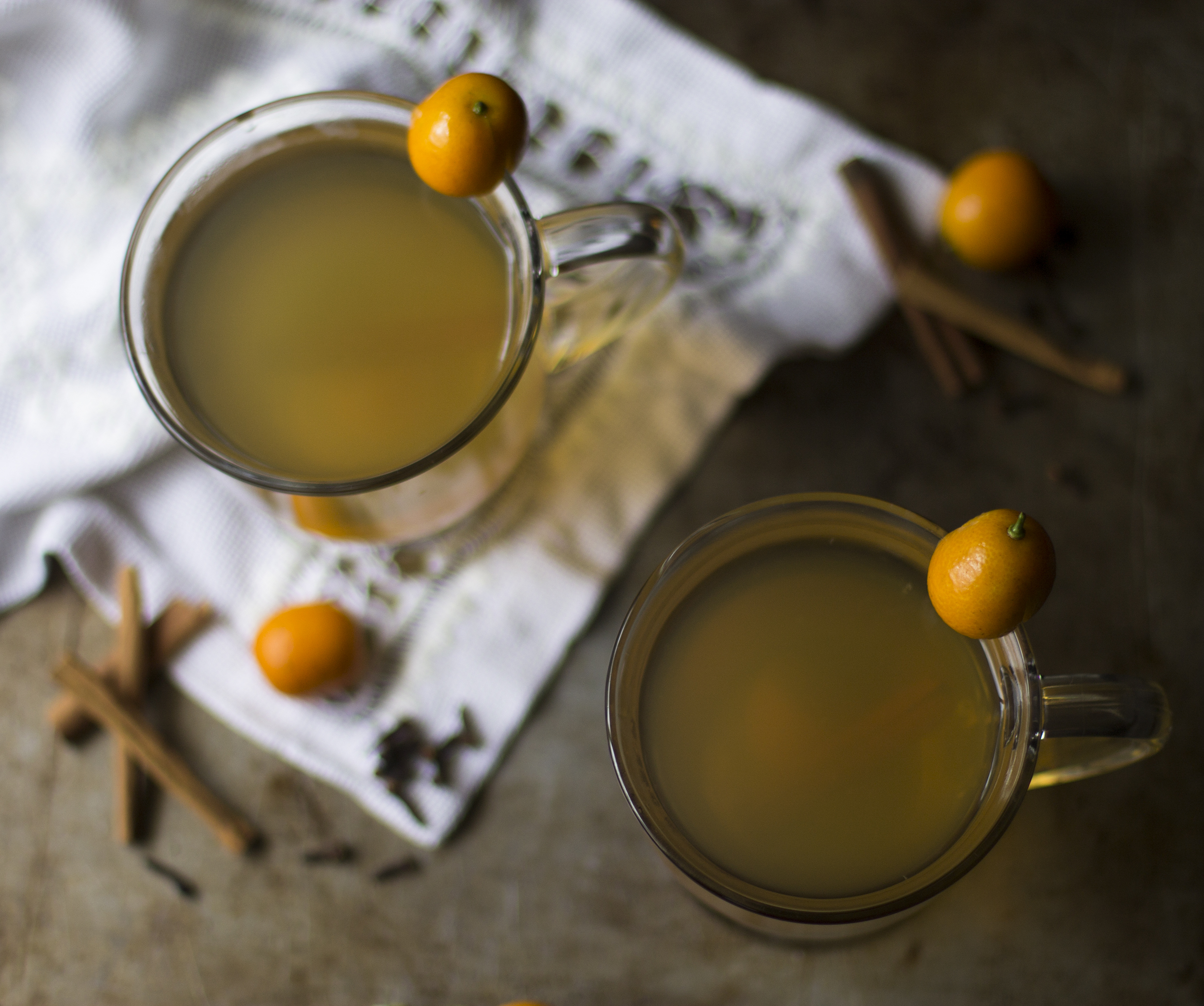 Kumquat Hot Toddy: My Diary of Us