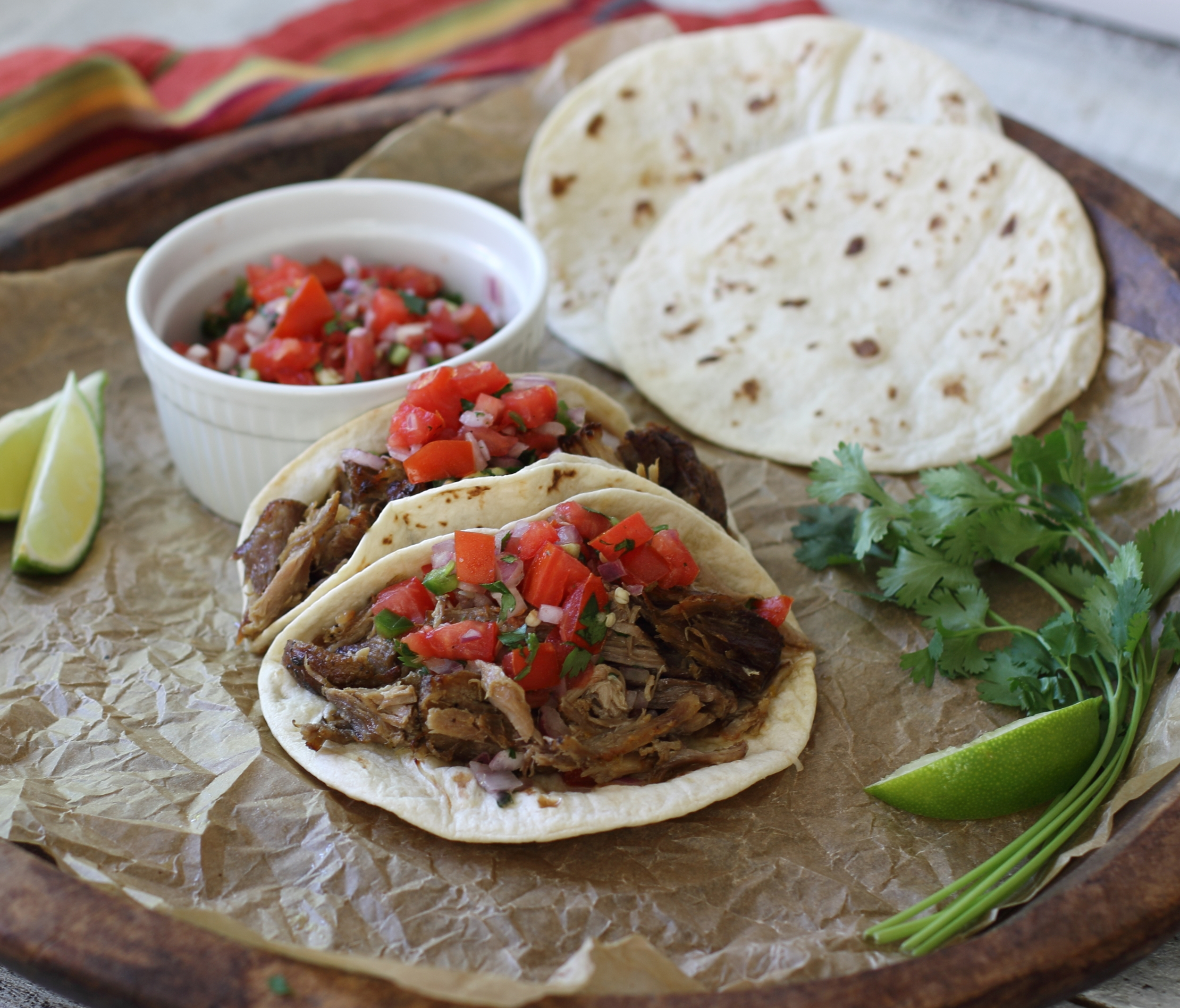 Ultimate Pork Carnitas Tacos: My Diary of Us