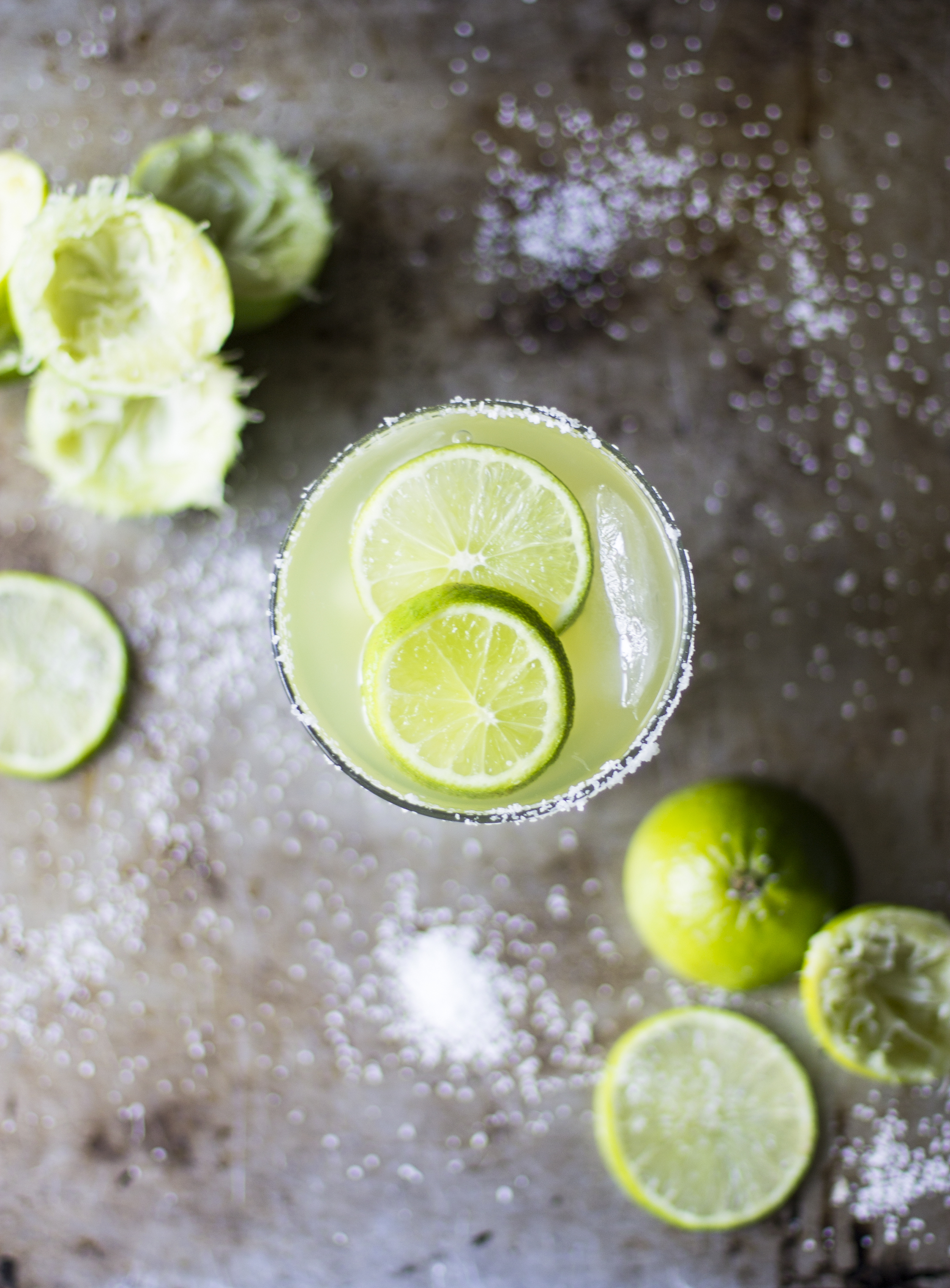 Skinny Margaritas: My Diary of Us