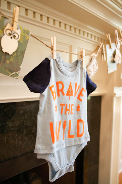 Louisiana Baby Shower: My Diary of Us