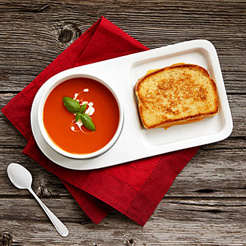 Soup and Sandwich Tray, Uncommon Goods: My Diary of Us