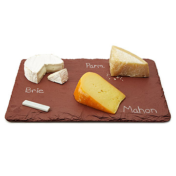 Slate Cheese Board at UncommonGoods: My Diary of Us