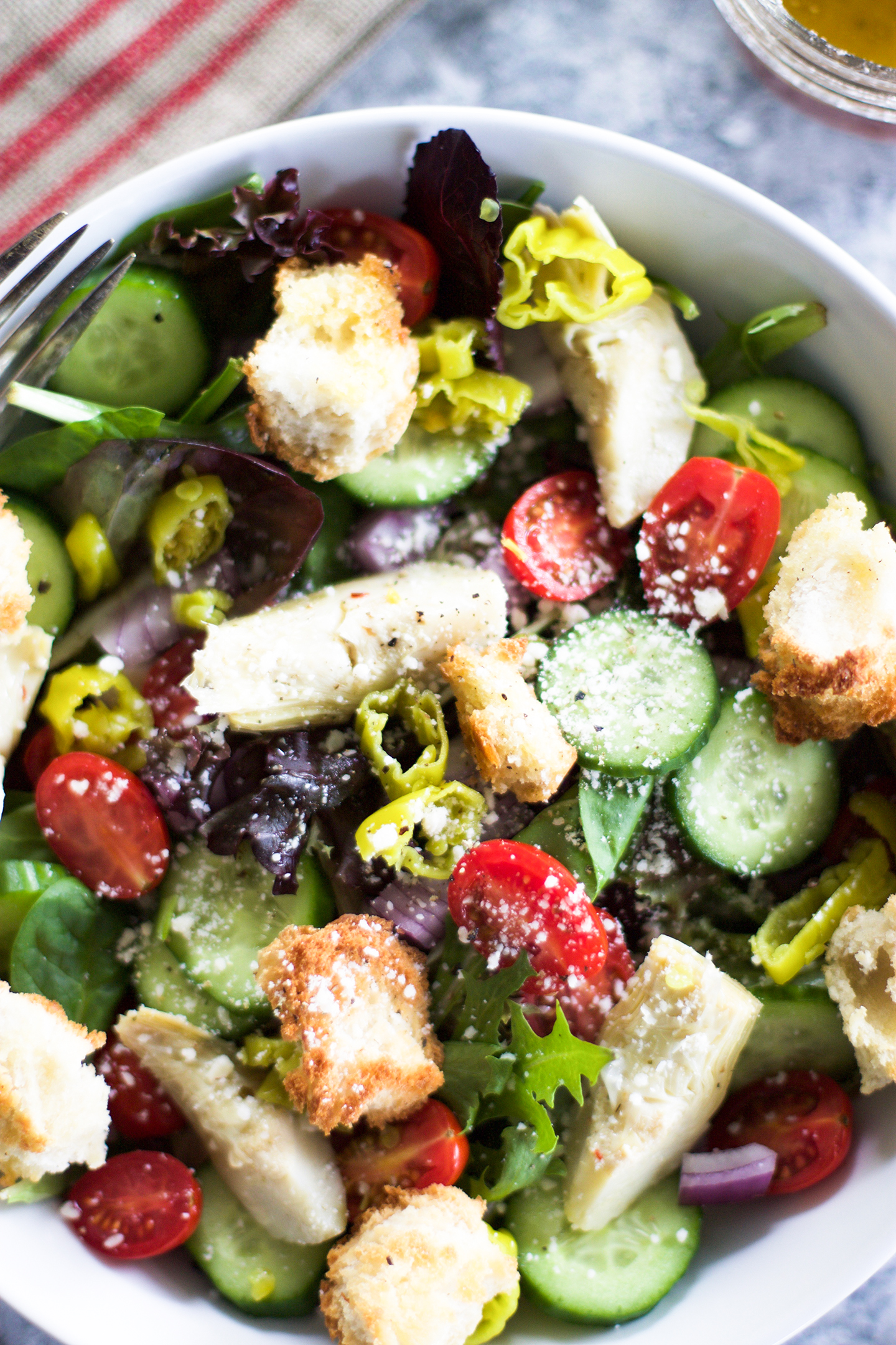 The Best House Salad: My Diary of Us