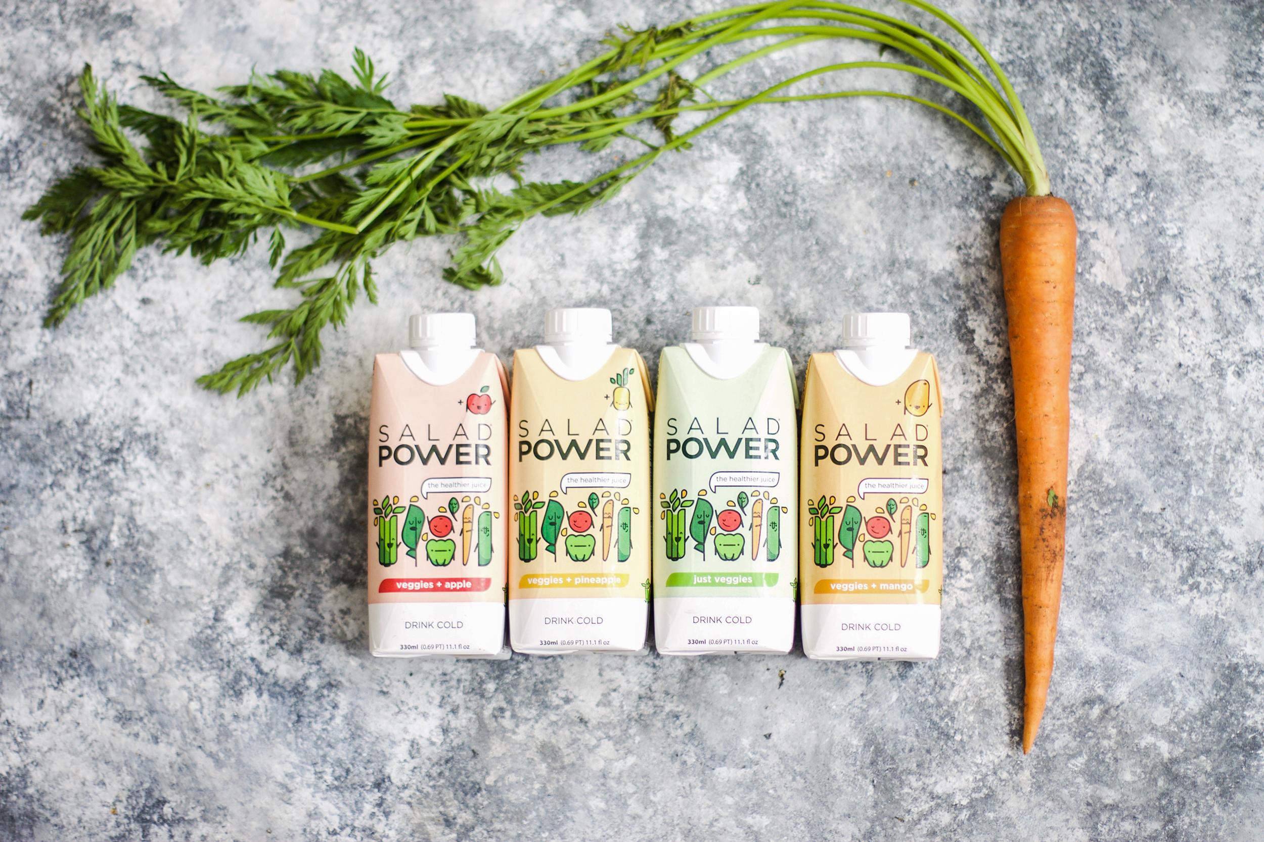 Salad Power Juice