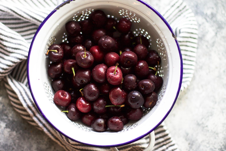 Cherry and Vanilla Yogurt Granola Pops: My Diary of Us