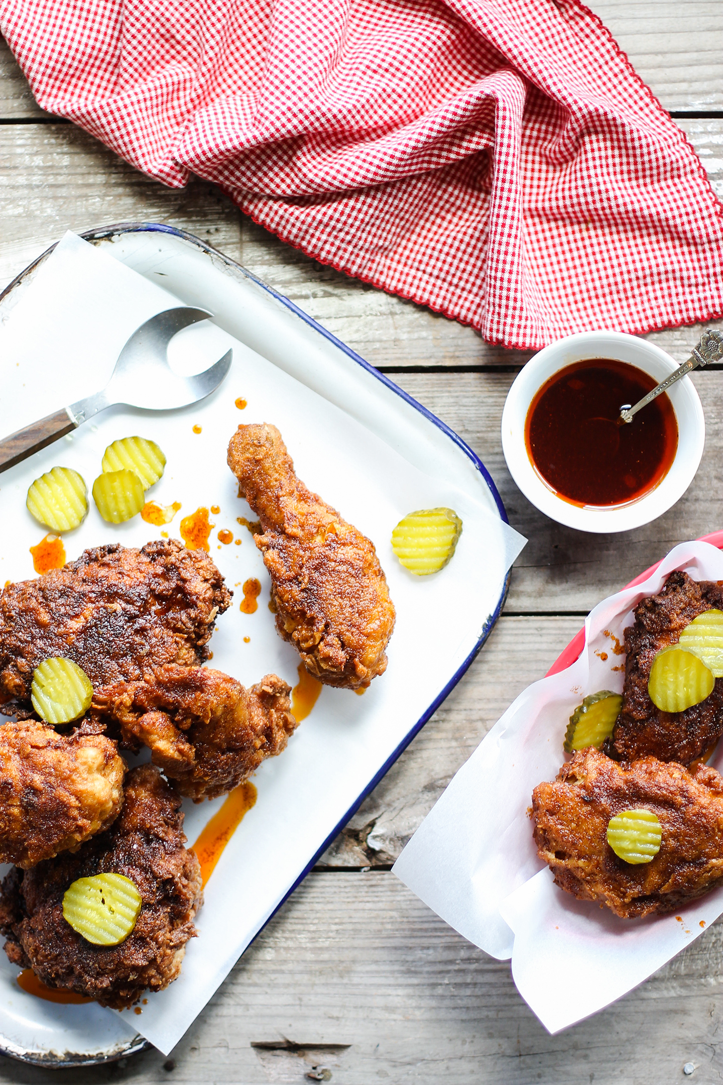Delicious Homemade Nashville Hot Chicken: My Diary of Us