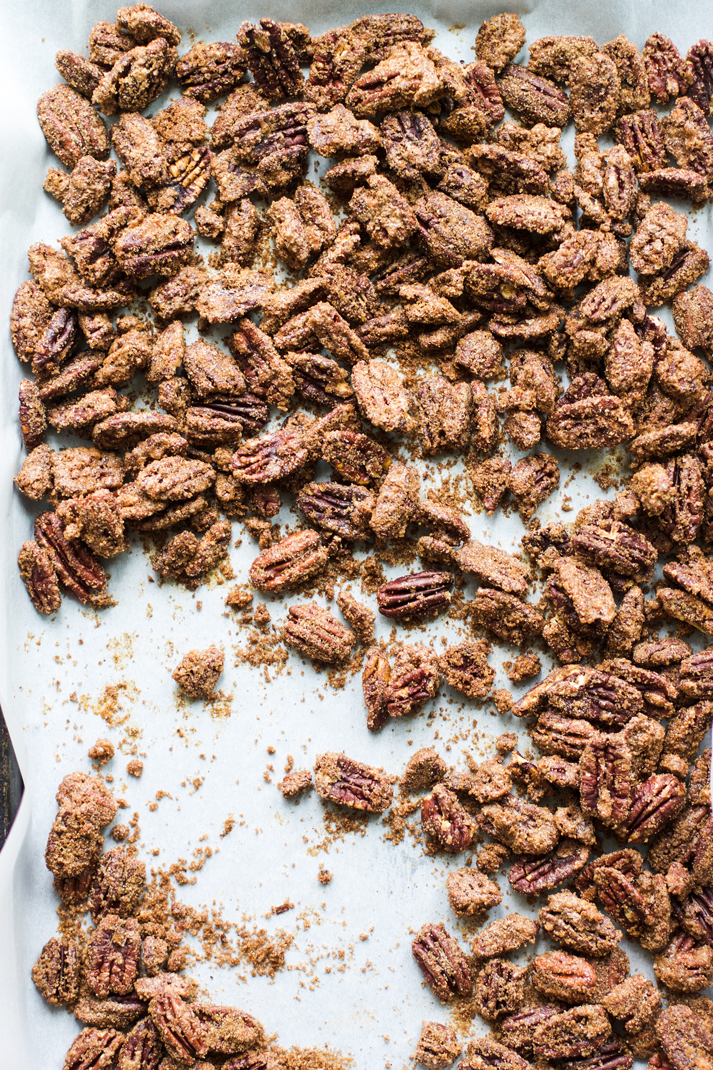 Easy Candied Pecans: My Diary of Us