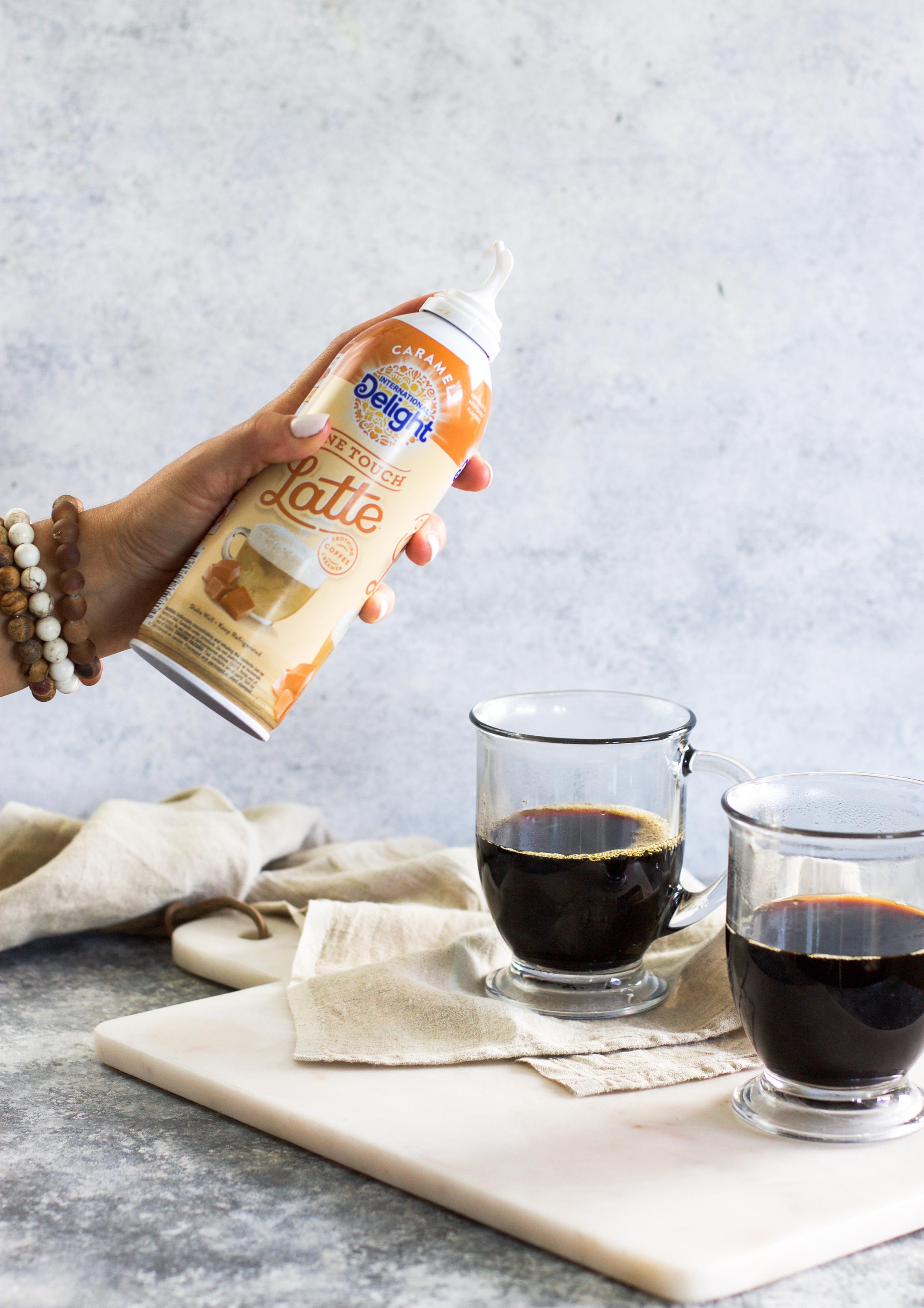 Caramel Latte Pumpkin Affogato: My Diary of Us