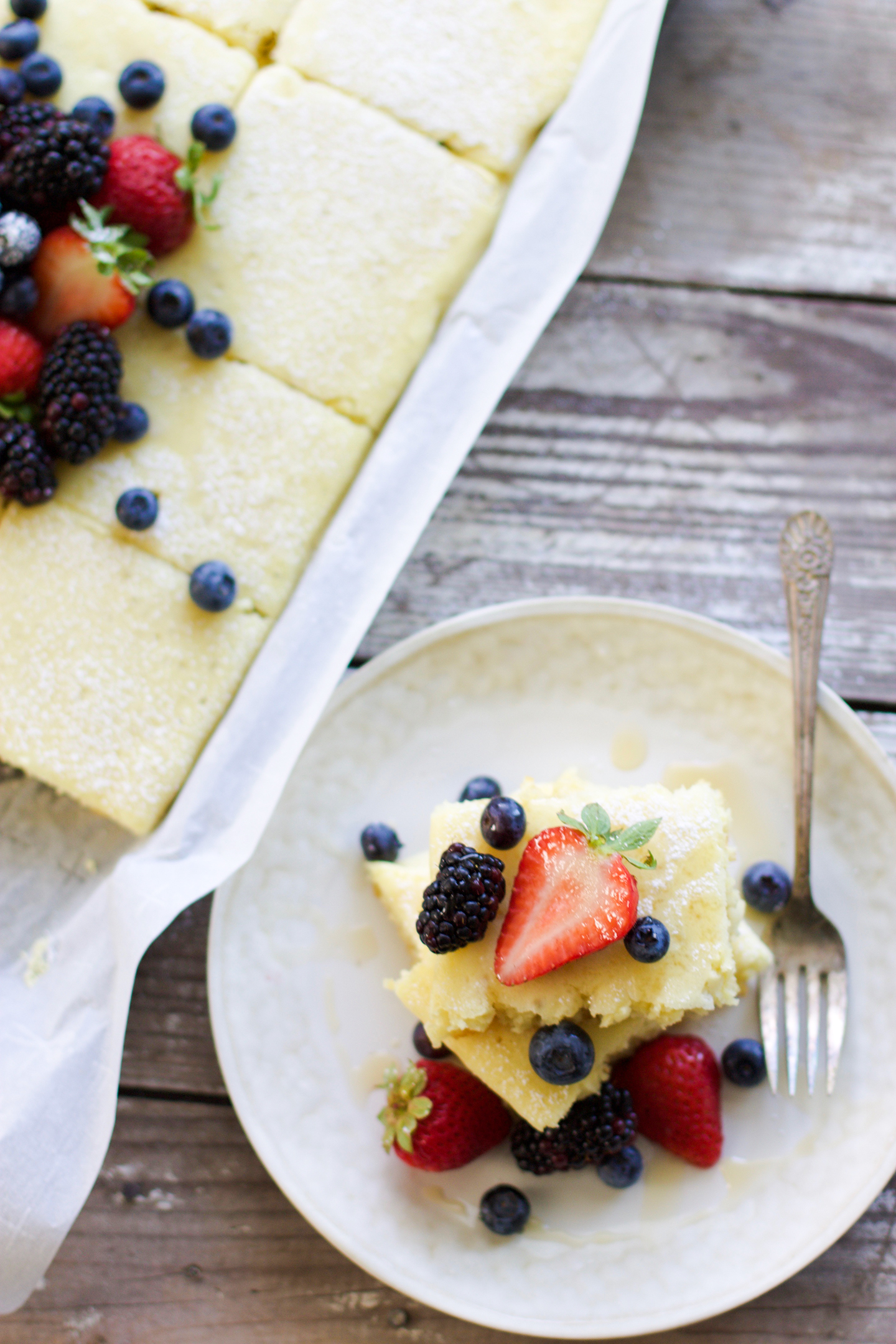Easy Sheet Pan Pancakes: My Diary of Us