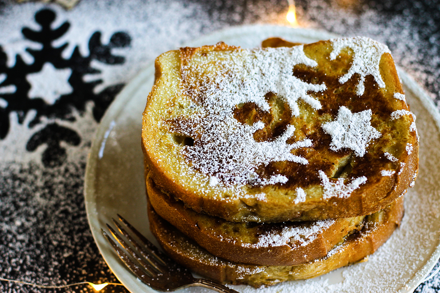 Easy Sugar Cookie French Toast: My Diary of Us