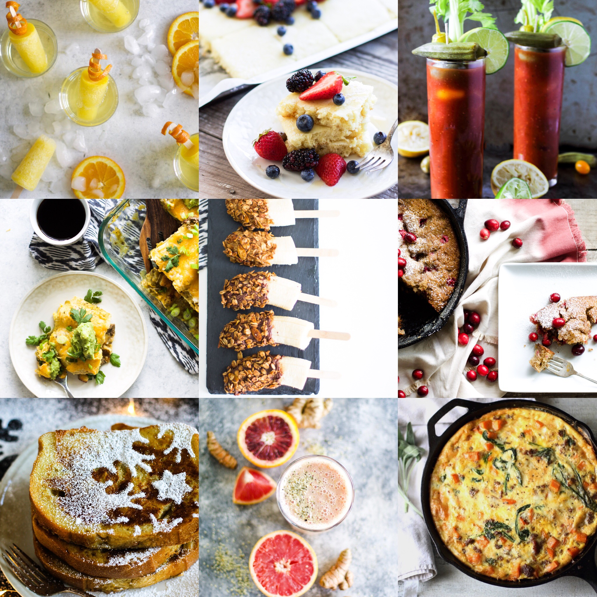 Christmas Brunch: My Diary of Us
