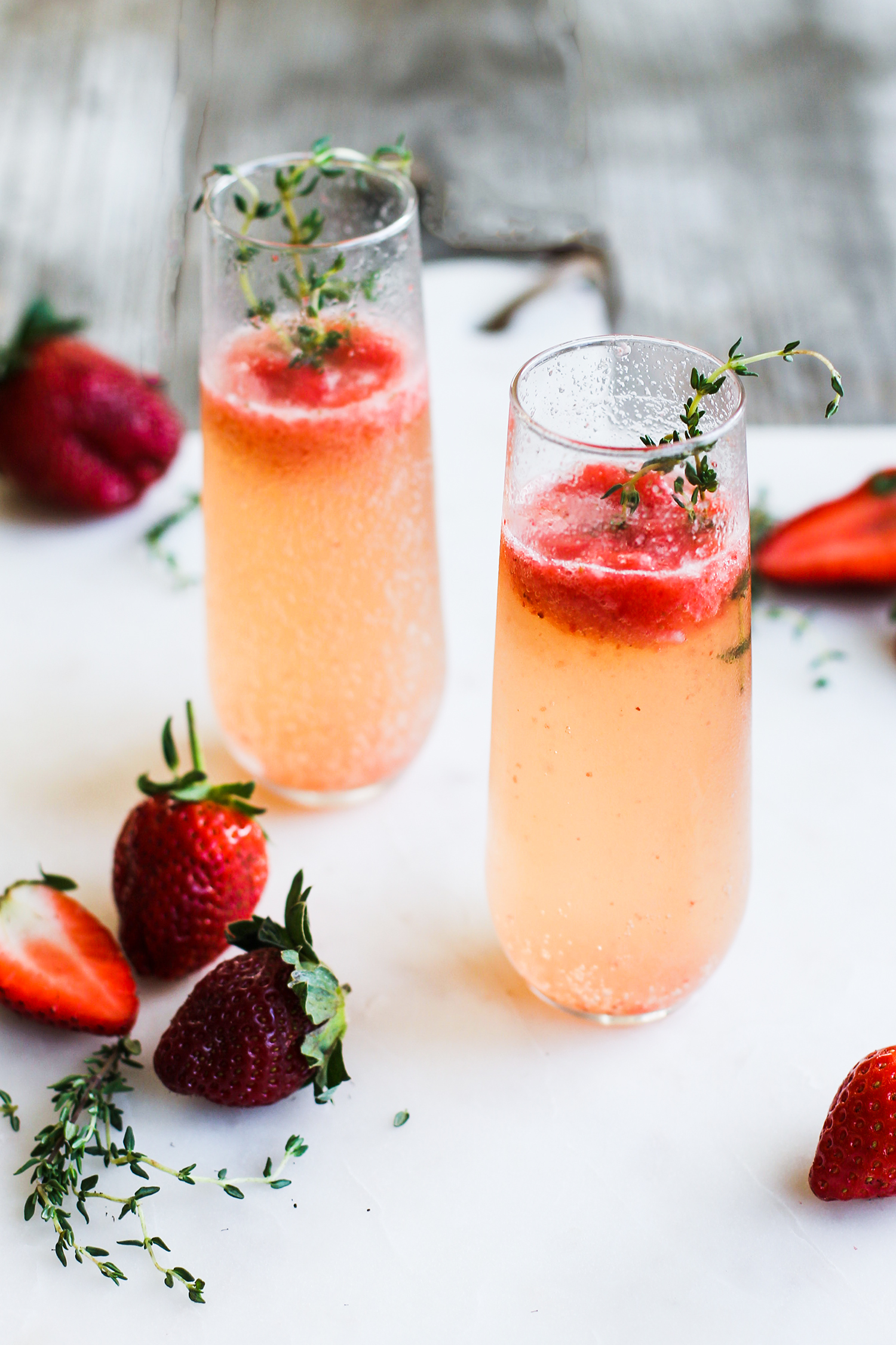 Strawberry Bellinis: My Diary of Us